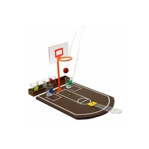 Juego De Basket Shots Para Juegos De Bar Con 6 Shots