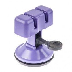 Herramienta de corte nitidez de cocina - Púrpura