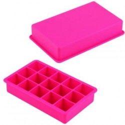 ER 1pc 15-Cavidad silicona Beba Bandeja molde del cubo de hielo pudín torta de la jalea del molde