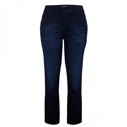 Jeans Natural Petite, Pretina Ancha