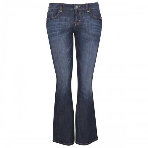 Jeans de Campana con 4 Bolsas Life Styler