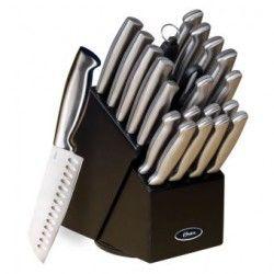 Baldwyn juego de cuchillos 22 piezas utensilios Gibson