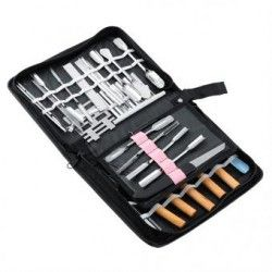 Generico 46 pieces in 1 Set Small Portable Food Carving Tool