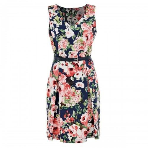 Vestido Estampado Floral Amori