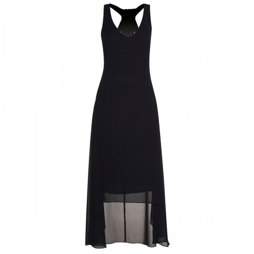 Vestido Largo High & Low By Hollywood Nites