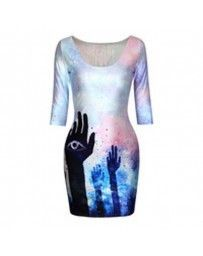 Vestido Hands Up