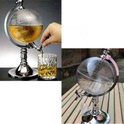 1000cc de globo en forma de bebida licor dispensador cerveza vino máquina bomba cerveza