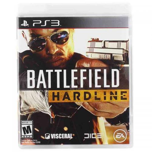 PS3 Juego Battlefield Hardline Compatible Con PlayStation 3