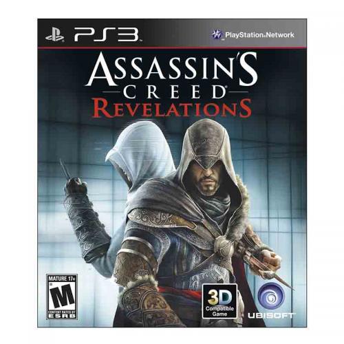 PS3 Juego Assassin's Creed Revelation Para PlayStation 3