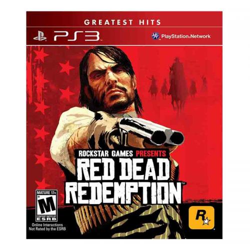 PS3 Juego Red Dead Redemption Para PlayStation 3