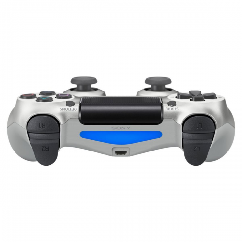 Control DS4 PS4 Silver