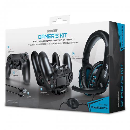 Ps4 Gamer Kit Dreamgear