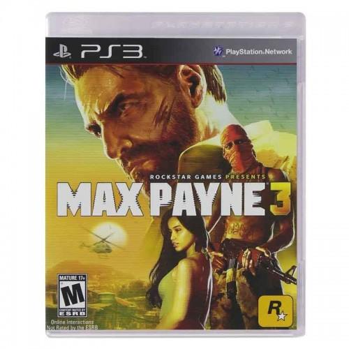 PS3 Juego Max Payne III PlayStation 3