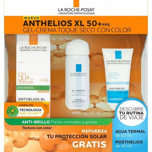 La Roche-Posay Pack Anthelios Toque Seco Color C4 17 Cadenas