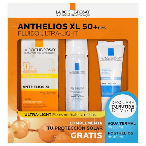 Pack Anthelios Xl 50 mas Fps Fluido Ultra-Light