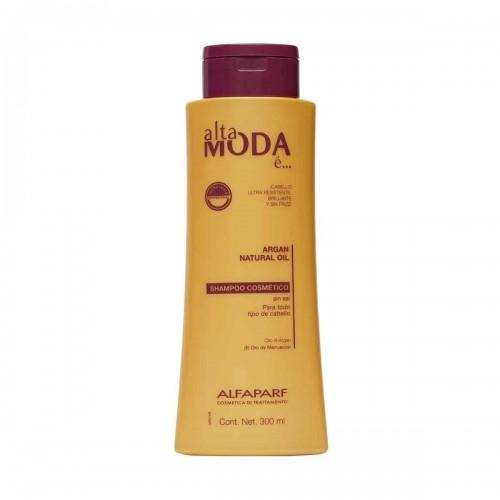 Shampoo Cosmético Aceite Argán Alfaparf de 300 Ml