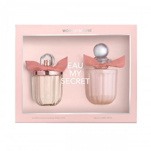 Women Secret Eau My Secret Gift Set Edt (100 Ml) mas Body Lotion (200 Ml)