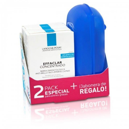 La Roche-Posay 2 Pack Effaclar Barra