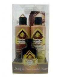 Kit de Argán, Shampoo, Acondicionador y Aceite