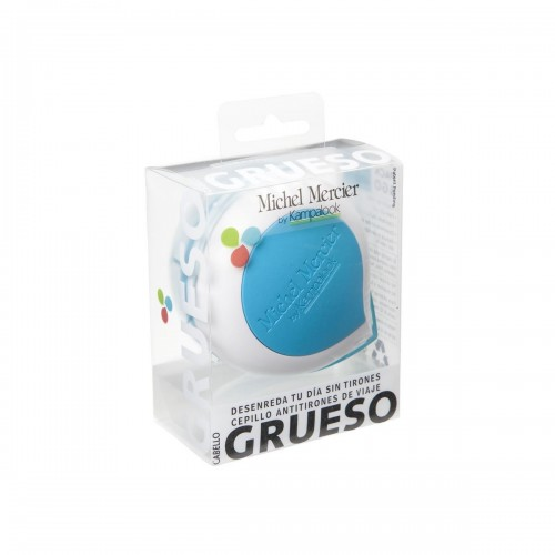 Cepillo Anti-Tirones para Cabello Grueso Travel