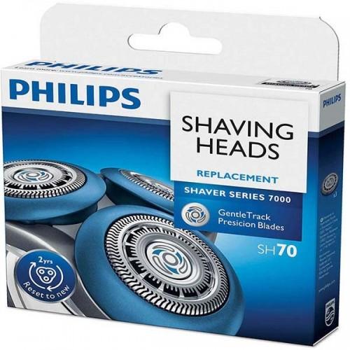 Repuesto Cabezal Rasuradora Philips SH70/50 Shaver S. 7000