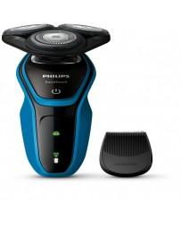 Afeitadora Electrica S5050 Seco / Humedo Recargable Philips Azul