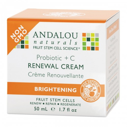Crema Renovadora de Probioticos y Vitamina C