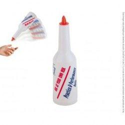 Botella Flair Para Bar Winco Blanco