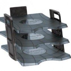 Charola modular de escritorio 3 pzas.