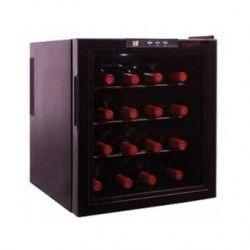 Enfriador de Vino Cavanova 16 Botellas-Negro