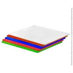TABLA PLACA CORTE DE 30X45X1.25 CM VARIOS COLORES