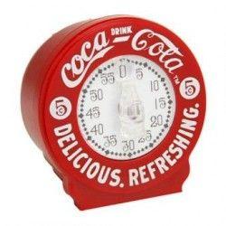 Reloj Timer de Cocina Coca-Cola CC305