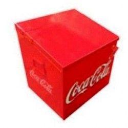 Hielera Retro Coca con Destapador