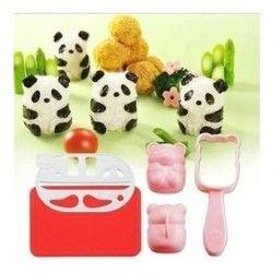 Molde de Pandas plastico Brang