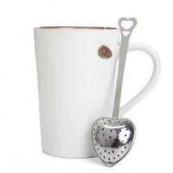 Acero Inoxidable Malla Té Filtro Tea Hierbas Especias Colador Tamiz Difusor