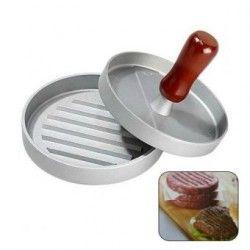 Kitchen Hamburger Press Meat Mold Maker Pounder Machine 12cm/4.8inch New