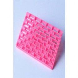 Molde de silicona para hornear moldes decoracion de pastel de fondant molde.
