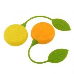 Duola Lemon Cross Section Shape Tea Strainer Filter Bag