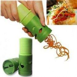 Rallador Procesador De Verduras Veggie Twister Byteshop