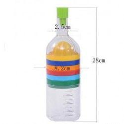 Multi Botella Kit 8 en 1 herramientas de cocina Arcoíris
