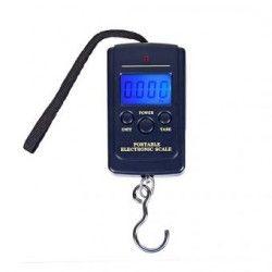 360DSC 45KG escala electrónica digital de colgante equipaje portátil