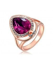 Anillo My Bets Love on Pink, Cristal Sun with Swarovski