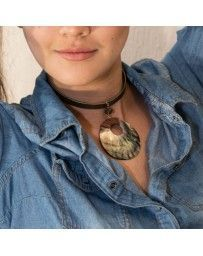 Collar Concha Natural