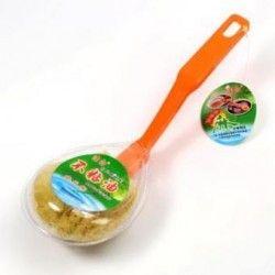 Cepillo para Sarténes de Fibra Reforzada-Naranja