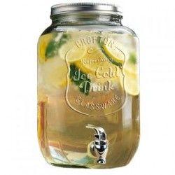 Mason Jars Original Dispensador Bebidas 8 L Good and Good