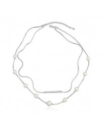 Collar Dimitry, Cristal Sun with Swarovski