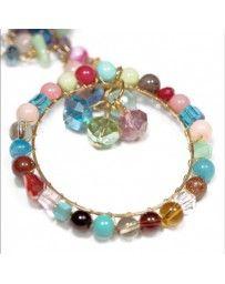 Collar Aro Multicolor