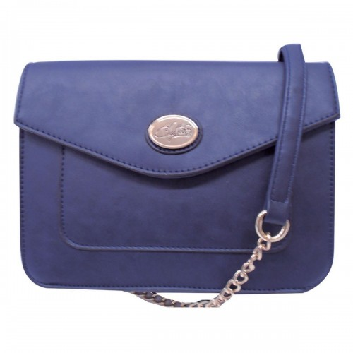 Bolsa Cross Body Azul 3438-20