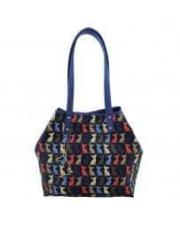 Bolsa shopper plegable chic04 monograma