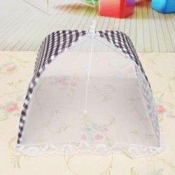 Plegable Paraguas Alimentos Cubierta Pop Up Dome Mesh